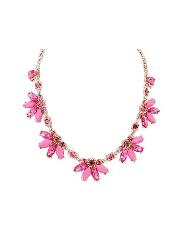 Occident All-match Fresh Sweet Hot Sale Necklace