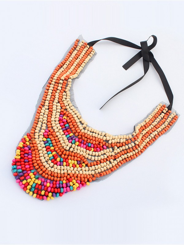 Occident Exotic Personality Retro Hot Sale Necklace-4